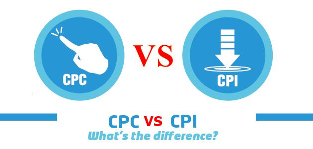 Cost Per Click (CPC) Vs Cost Per Impression (CPI)