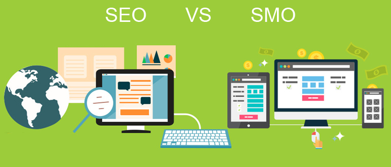 Difference Between SEO & SMO