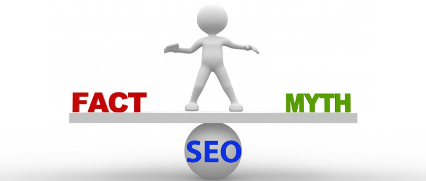 SEO Myths, SEO Facts, Seo company in delhi