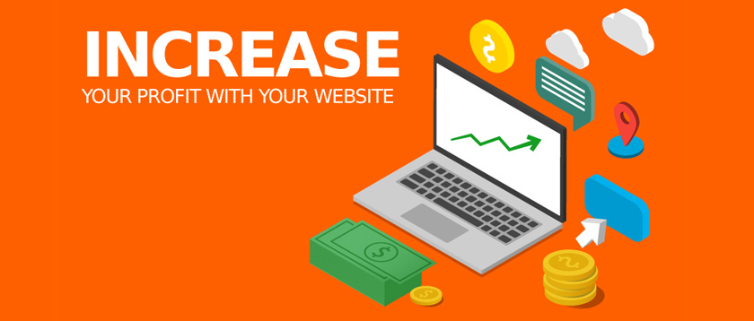 Website Design Increase Your Profit, Website Designing