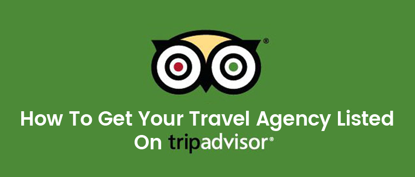 Trip Advisor Listing, Tripadvisor Business Page, Tour Oprerator Listing on tripadvisor