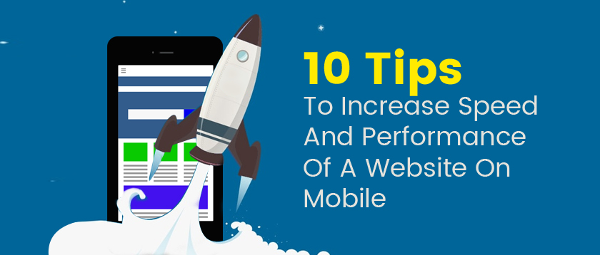 how to increase speed & performance of website