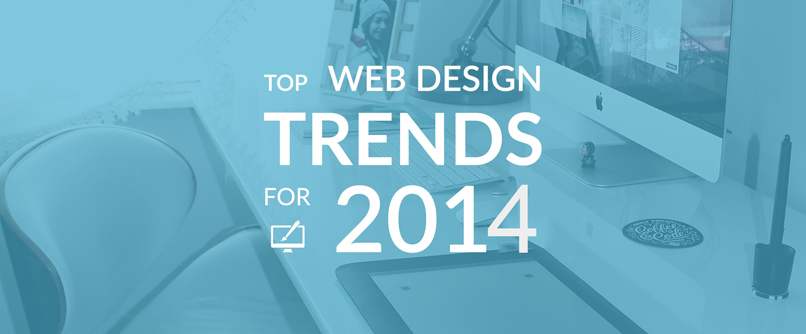 The Most Used Web Design Trends From 2014